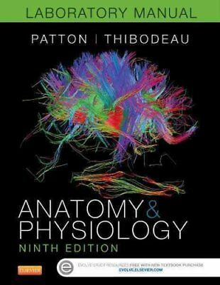 Anatomy & Physiology Laboratory Manual and E-Labs by Kevin Patton 9780323319638