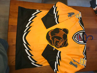 Maillot Jersey Hockey sur glace Bruins NHL TBE T. XL