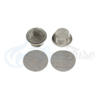 Genuine Arizer Extreme Q/V-Tower Screen Pack Set of 4 - 2x Dome & 2x Flat Screen