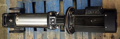 1 Used Grundfos Cr5-14 A-Fgj-A-E-Hqqe Centrifugal Pump 5 Hp ***make Offer***
