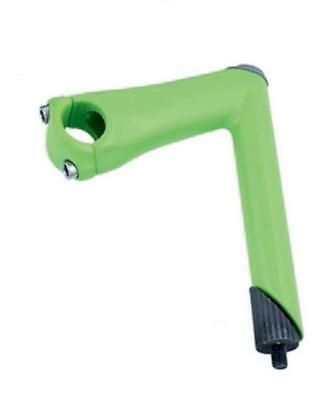 Steering handle Fixed removeable head green RMS bike