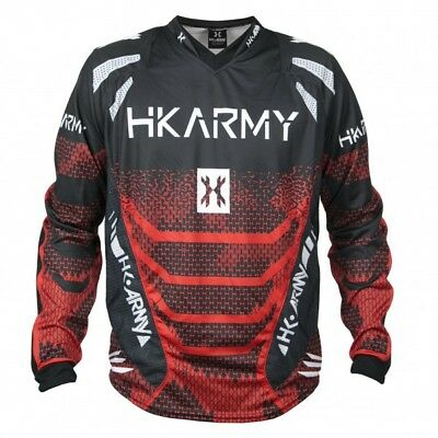 Paintball Trikot HK Army Freeline Jersey Fire rot