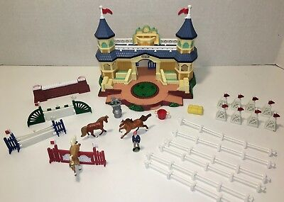 BreyerFest Deluxe Play Set with Showcase Arena - Model # 300108  2005