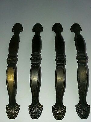 Old Drawer pull handles lot of 4