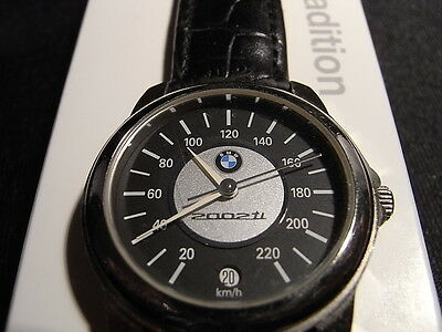 BMW Tachomter Watch 2002 ti, Mobile Tradition, Edition Nr. 12, absolut selten