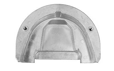 338742 Johnson-Evinrude 75-300PS Trimmanode Zink f OMC EB-BF Trim Tab Anode ers