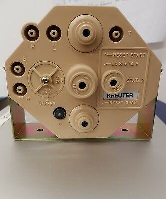 Reset Volume Controller 0 1 Range 8 Psig Start KMC Controls Inc Xmas Ornaments