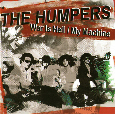 THE HUMPERS War Is Hell / My Machine CD  New & Sealed  23 Tracks