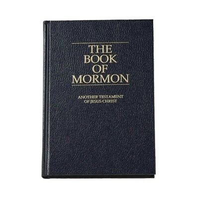 NEW! The Book of Mormon! Religious book Another Testament of Jesus Christ