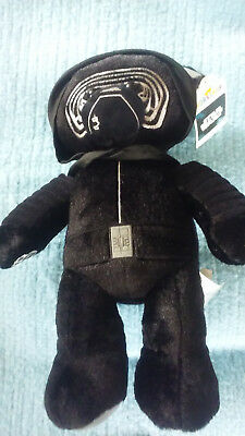 "Build a Bear New 17"" Kylo Ren™ Star Wars Bear Stuffed Plush with Tags FREE SHIP"