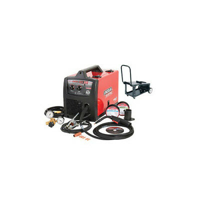 Lincoln Electric Easy-MIG 140 Welder with Cart K4085-1 New