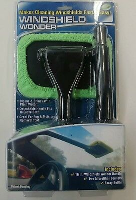 Windshield Wonder Kit - As Seen On TV