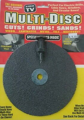Multi-Disc As Seen On TV for multiple use 2 Discs
