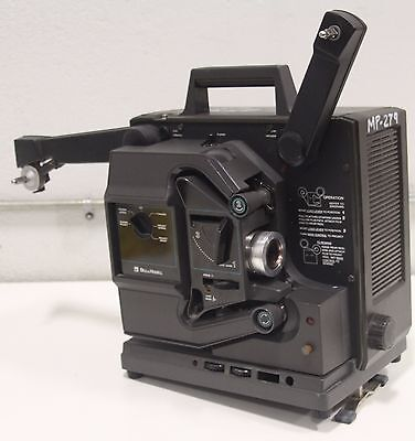 Vintage Bell & Howell 16mm Filmosound Film & Sound Projector 2580A 2580 #2