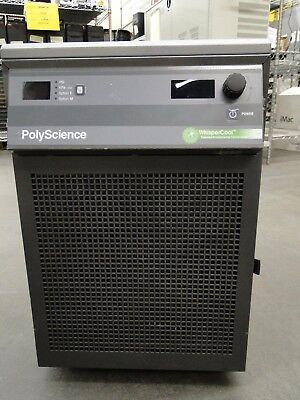PolyScience WhisperCool Refrigerated Chiller N0772046 6160T21E4Q1N