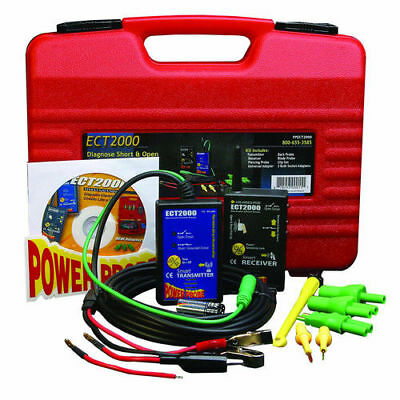 Power Probe Short/Open Circuit Finder Kit ECT2000 New