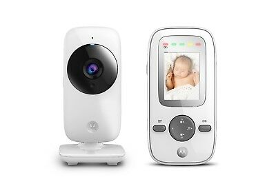 Motorola MBP481 Digital Video Baby Monitor *Brand New Package*