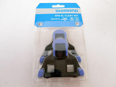mr-ride Shimano SPD-SL SM-SH12 Road Pedal Cleats Floating fits Dura-Ace Ultegra