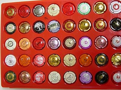 Capsules champagne lot 9