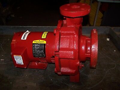 New Armstrong 3X1.5X8 Ci Centrifugal Water Pump 4280  1.5 Hp 1725 Rpm 60 Gpm