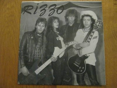 """Rizzo (Hannover) - Rock´n Roll Bavarians 7"""" 1988"""