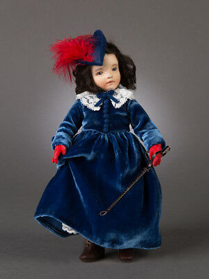 R. John Wright 2017 Convention Doll - Gone With The Wind - Bonnie Blue Butler