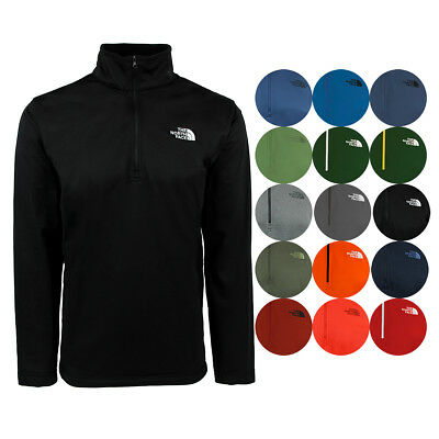 The North Face Men's Tech Glacier 1/4 Zip Fleece Jacket