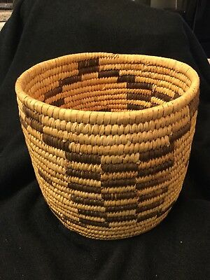 Antique Vintage Native American Indian Pima Papago Basket