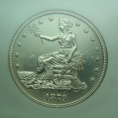 1879 Trade Proof Silver Dollar NGC Proof Details