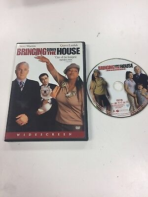 Bringing Down the House (DVD, 2003, Widescreen) *VGC* USED L@@K