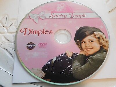 Dimples (DVD, 2006,  Full Frame)Disc Only 38-95