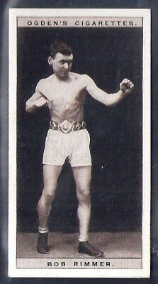 Ogdens-Pugilists In Action-#35- Boxing - Bob Rimmer