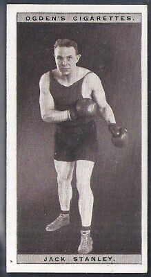 Ogdens-Pugilists In Action-#43- Boxing - Jack Stanley