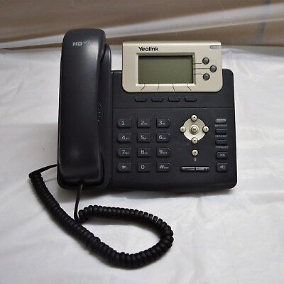 Yealink SIP-T22P IP Phone ( No Power Supply included )