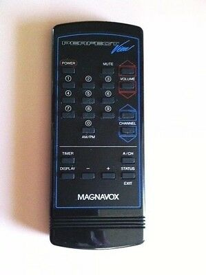 vintage MAGNAVOX Remote Control 6142-04201 for Perfect View model - works fine