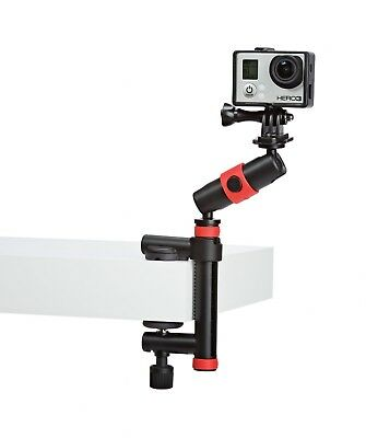 New JOBY Action Clamp & Locking Arm for GoPro and Sports Action Video Cameras