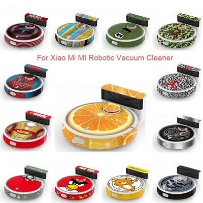 New Sticker for XIAOMI MI Robot Vacuum Cleaner Beautifying Protective Film 1Pcs
