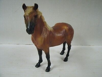 Breyer a Pony for Keeps, Brown  White & Black