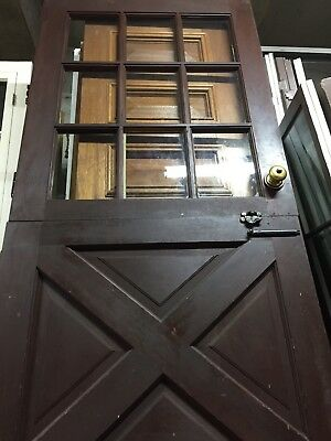 "Dutch door Farmhouse Style  36"" X 79 1/4"""