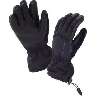 Sealskinz Extreme Cold Weather Unisex Gloves - Black All Sizes