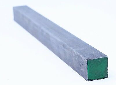 Make a Key Stock Square 1 inch  x 1 ft Undersized Tolerance Low Carbon Steel