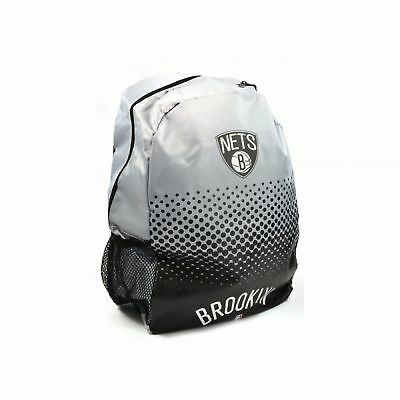 Brooklyn Nets NBA Fade Rucksack (BS486)
