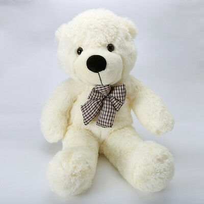 31'' Large Giant Big Teddy Bear  Soft Plush 100% Cotton Toys Doll Gift For Kids