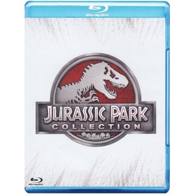 Blu-Ray Jurassic Park Collection (4 Blu-Ray)