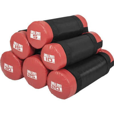 Gorilla Sports Fitness Sandsack 5-25 kg Sandbag Crossfit Functional Fitness