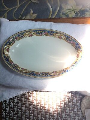 """J & G Meakin Sol Oval Serving Dish 8.5"""""""