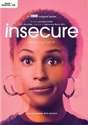 Insecure: The Complete First Season (DVD,2017)