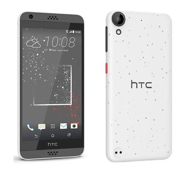 HTC Desire 530 in Sprinkle White Handy Dummy Attrappe - Requisit, Deko, Werbung