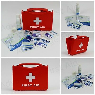 Compact Emergency Burncare First Aid Kit in Slim Box / Refills & Burn Dressings