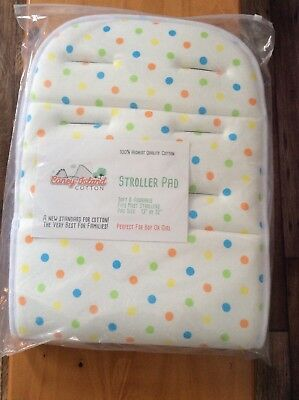 Stroller Pad by Coney Island Cotton